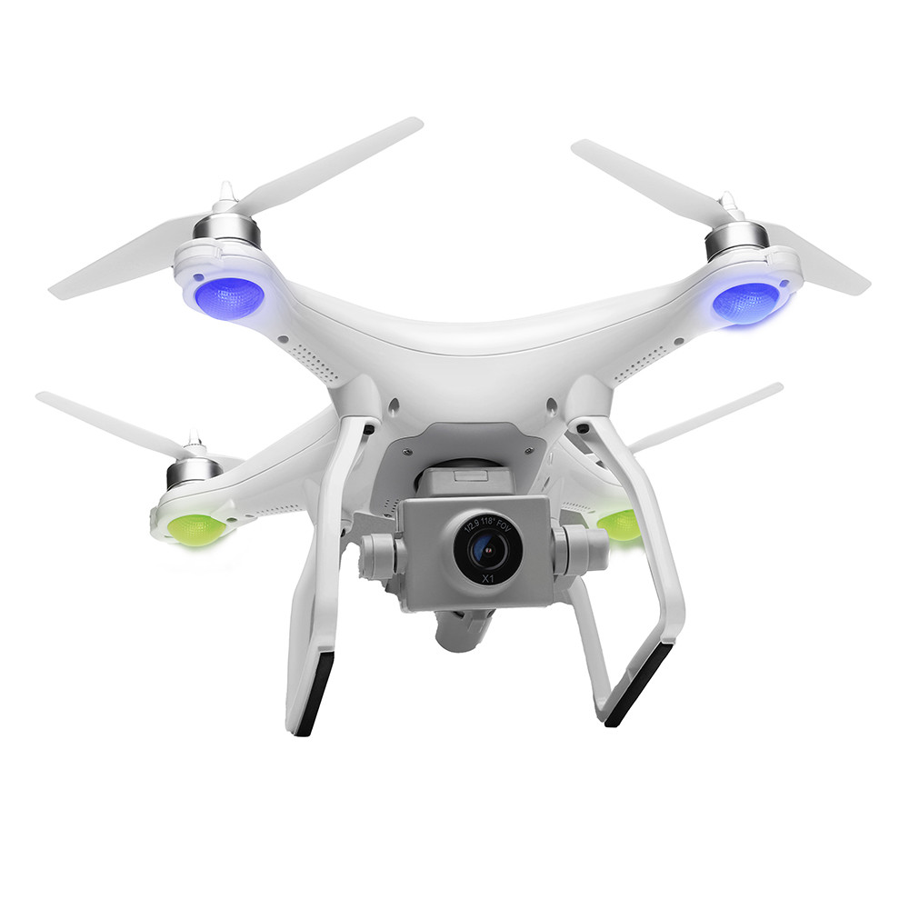 GPS Aerial Quadcopter HD 4K Camera WIFI Rc Uav Drone