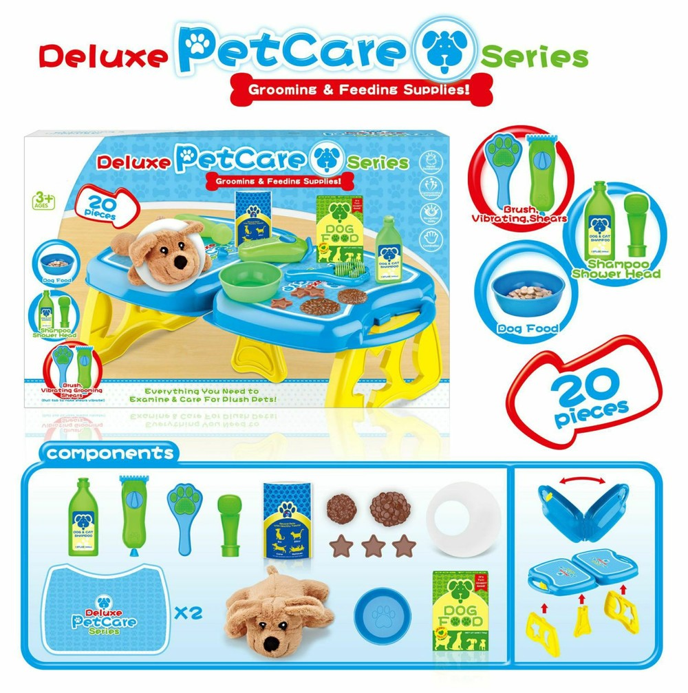 Deluxe Pet Care Pet Dog Vet Supplies Rc Car Parts Wholesale