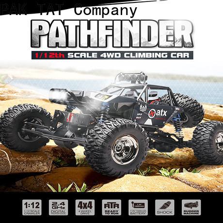 PAK TAT complete rc car kits company model