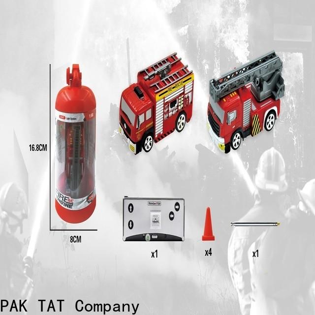 PAK TAT coke can rc car manufacturers model