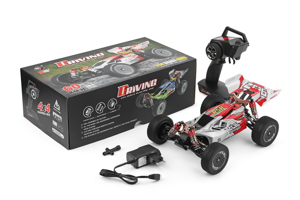 Fast Off Road Rc Cars 1:14 Electric Four-Wheel Off-Road Vehicle