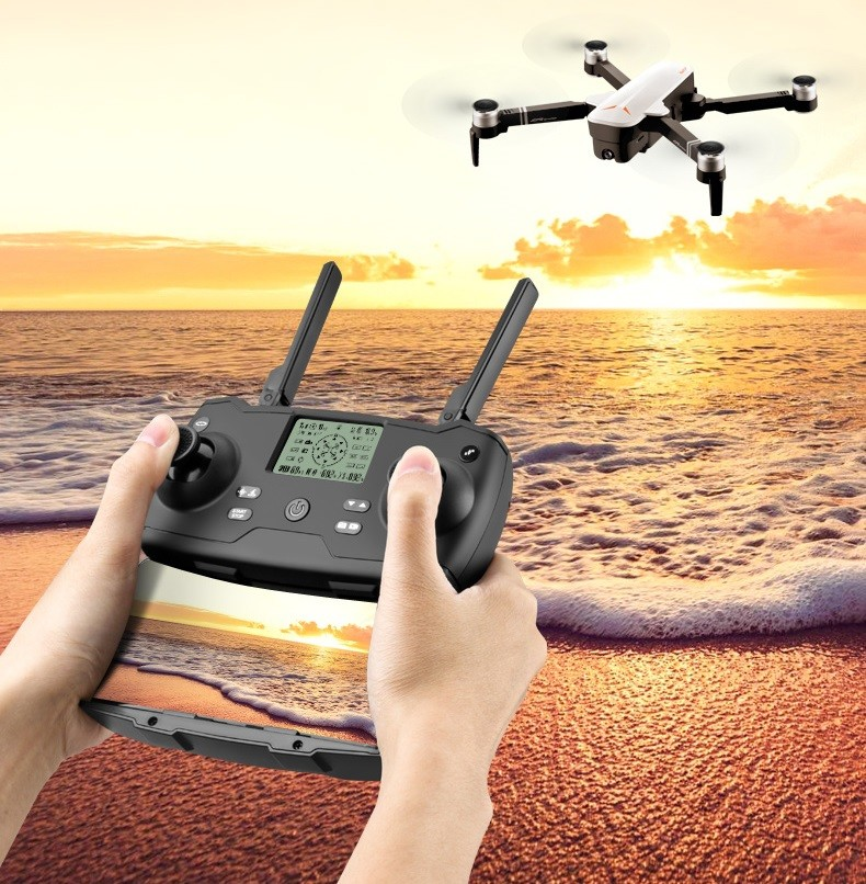 GPS Positing Brushless Motor 4K HD Camera Drone