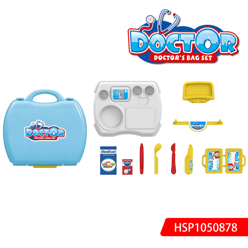 Blue Doctor Set Pretend Doctor Set