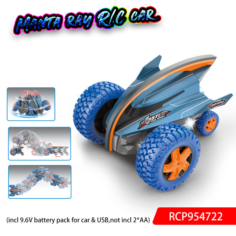 Crazy Manta ray R/C car