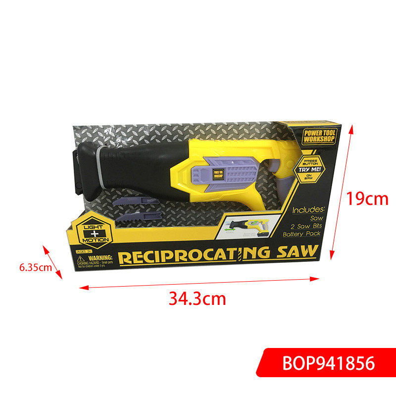 Reciprocating Saw Tool Toys Set