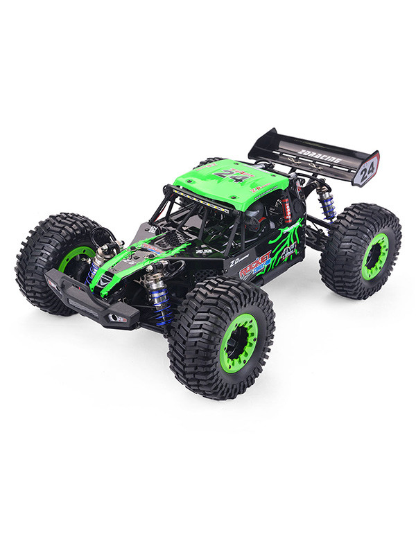 NEWEST Best RC Buggy Car 1:10 4WD Remote Control Desert Buggy
