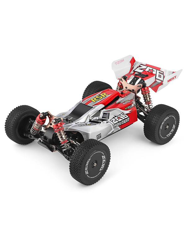 1:14 Electric Four-Wheel Off-Road Vehicle