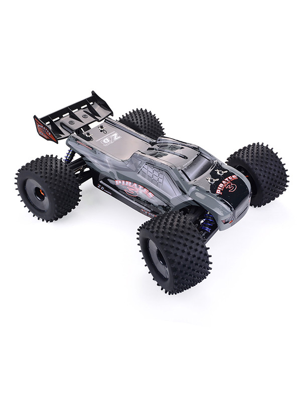 1:8 Pirate off-road high speed brushless truggy