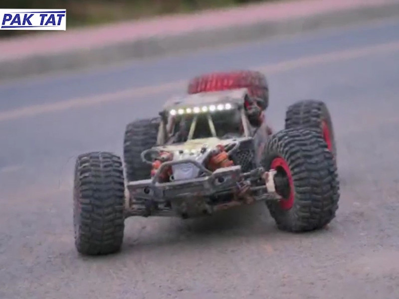 Desert Buggy-A wonderful moment of racing, drifting and head-up.