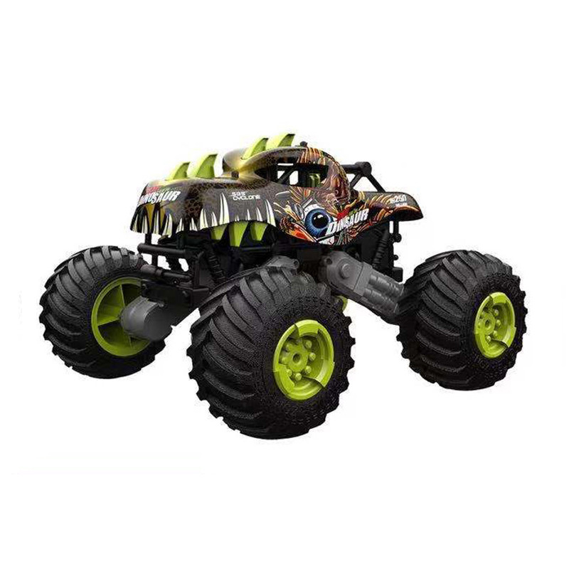 1:16 Big wheel off-road dinosaur monster truck