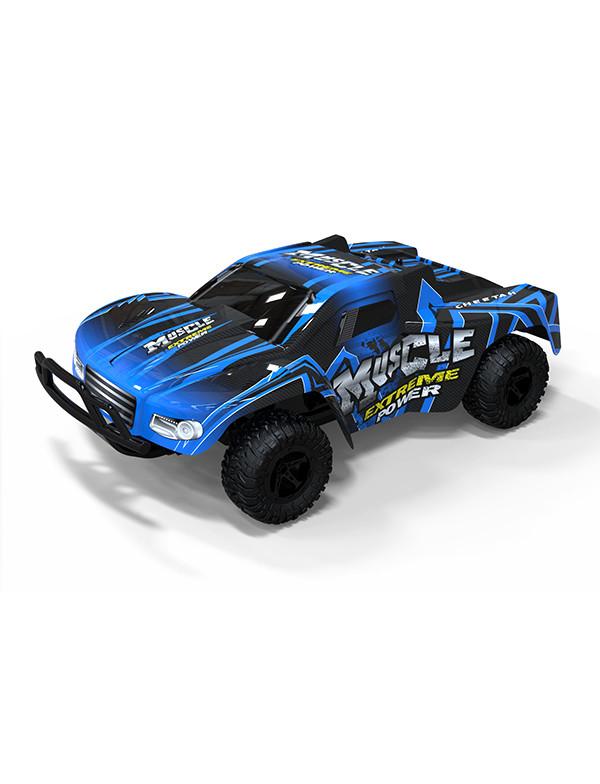 1:16 racing cheetah king radio control car