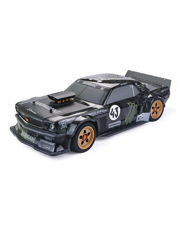1/7 violent MUSTANG drift racing hypercar