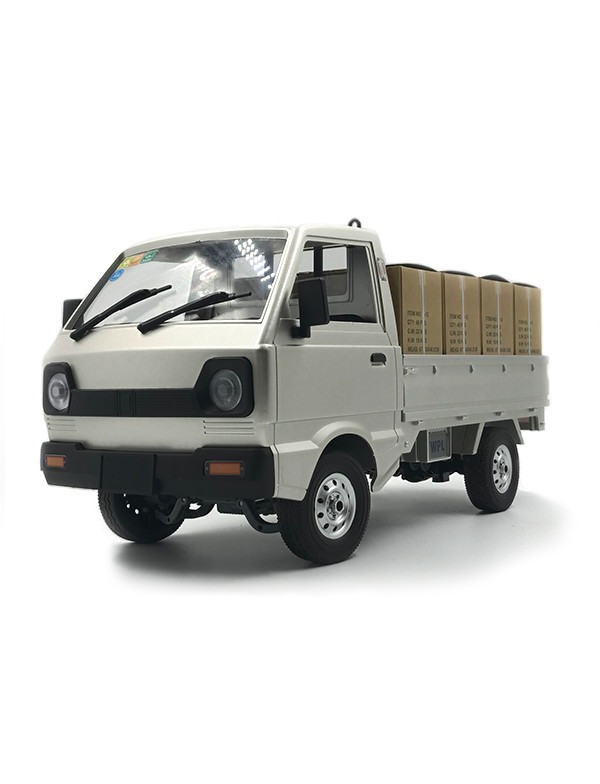 1:10 simulation cargo truck D12 RC car