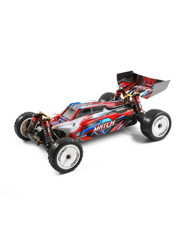 1/10 4WD electric metal chassis rtr RC buggy