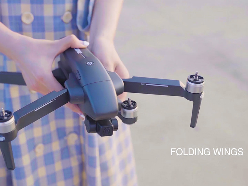 Trying my favorite 4K camera drone Q868.