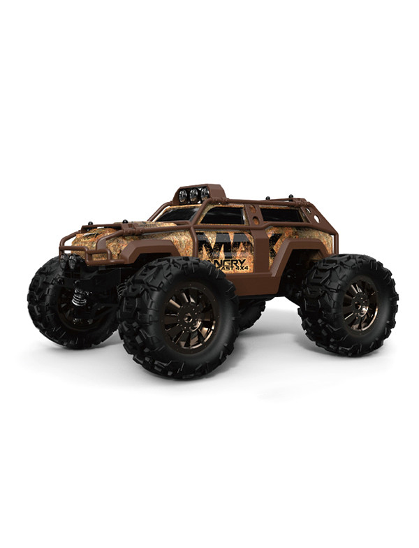 Max angry beast 1:18 scale 4WD rally monster truck