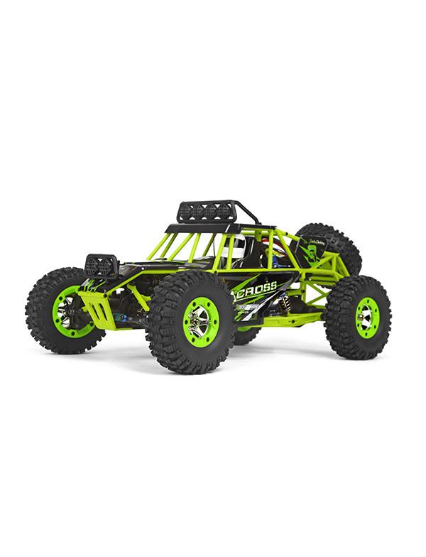 ACROSS- Electric 4WD rock crawler RC car