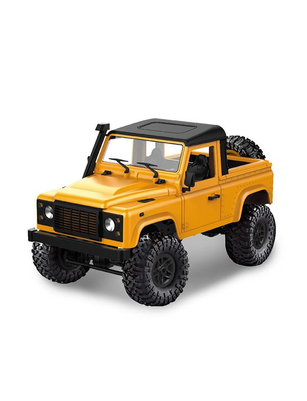 1:12 4WD Rock crawler off-road jeep RC car