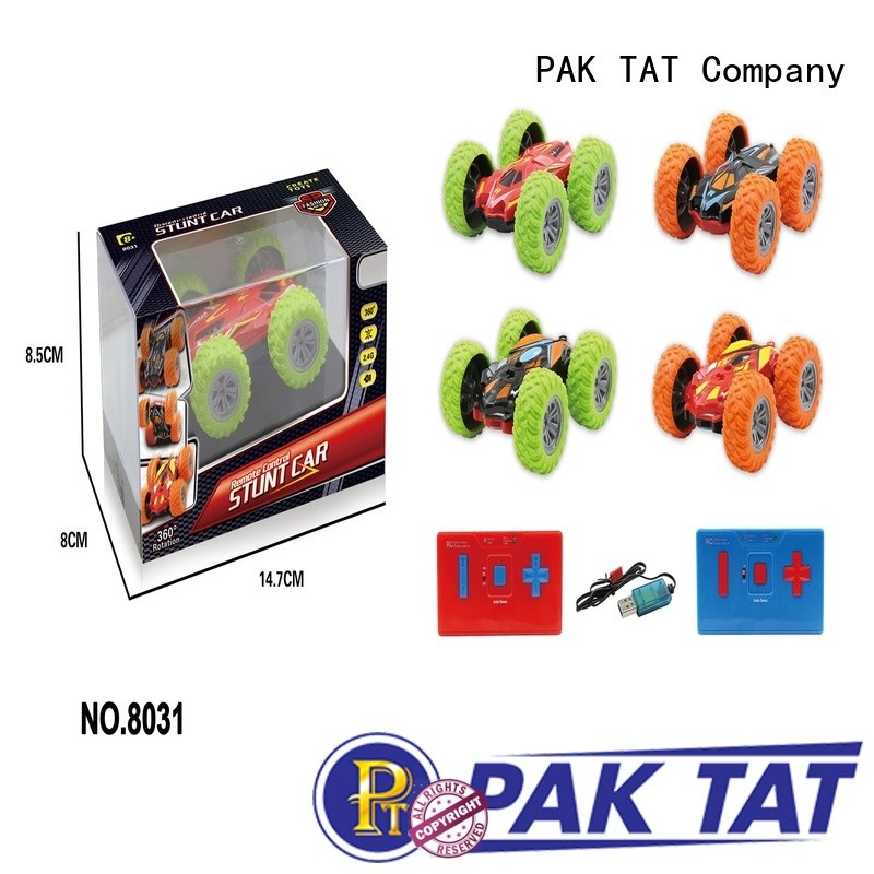 PAK TAT mini remote control cars overseas market off road