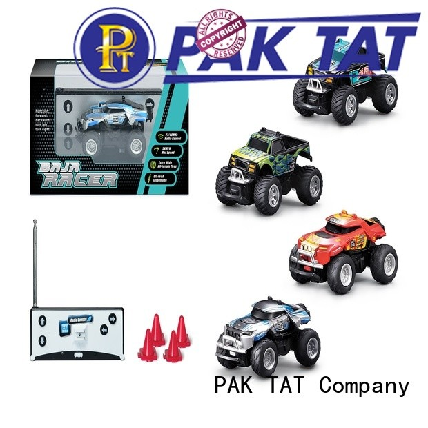 PAK TAT micro mini rc cars overseas market off road