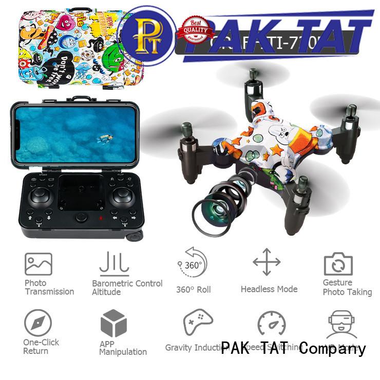 PAK TAT Custom best small drone with camera factory model