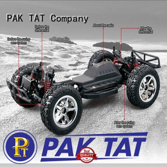 PAK TAT rc drag car parts oem toy