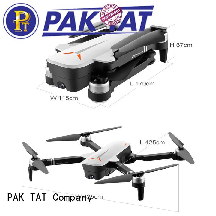 PAK TAT video recording drone off road