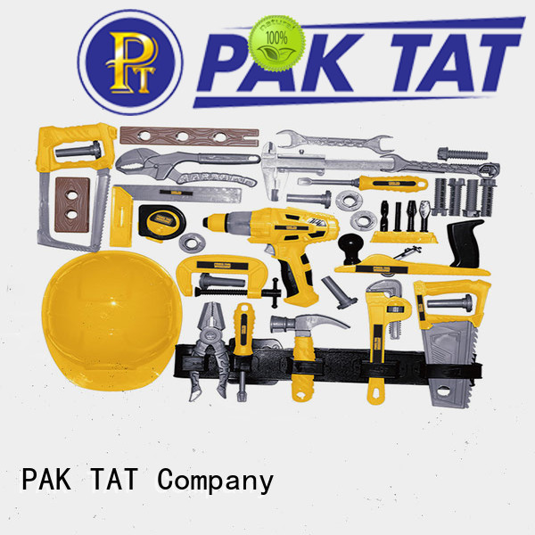 PAK TAT best toy tools manufacturers for kid