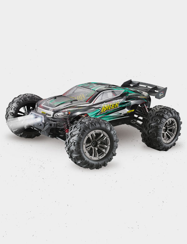 Power Craze 4x4 Rc Cars