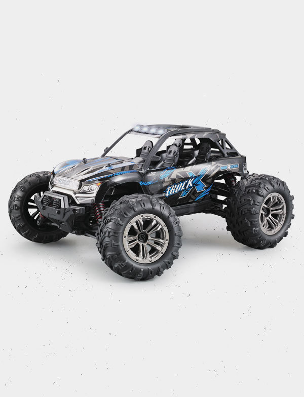 High-speed Off Road Electric RC truck Cars