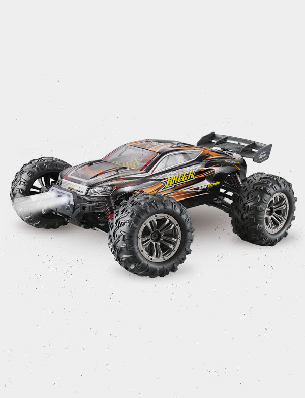 Fast 4WD waterproof off road RC car