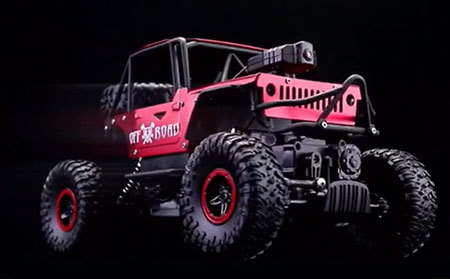 Classic 4x4 Good Rc Cars With HD Camera