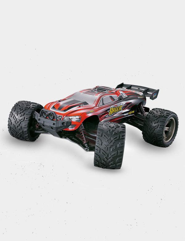 Cool 4 wheel drive racing truck
