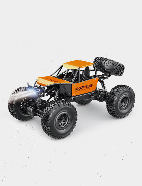 1:8 Alloy High-Speed Crawler Climbing RC Car