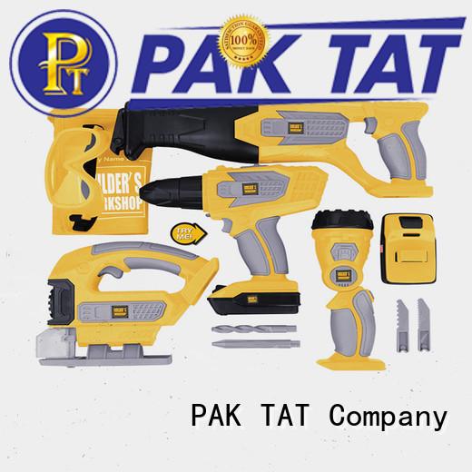 PAK TAT childrens toy tools wholesale toy