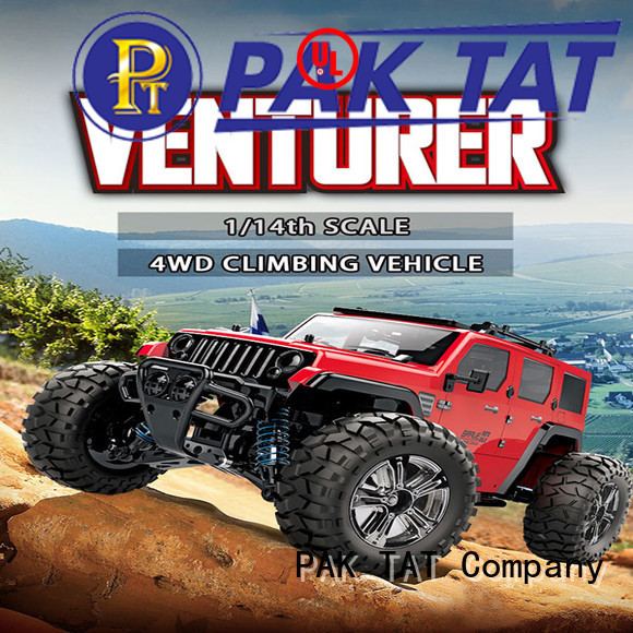 PAK TAT scale rc drift car overseas market toy