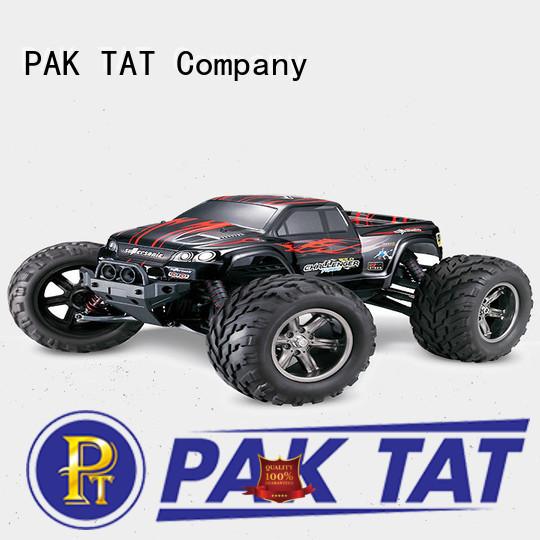 PAK TAT fast 4x4 rc cars overseas market off road