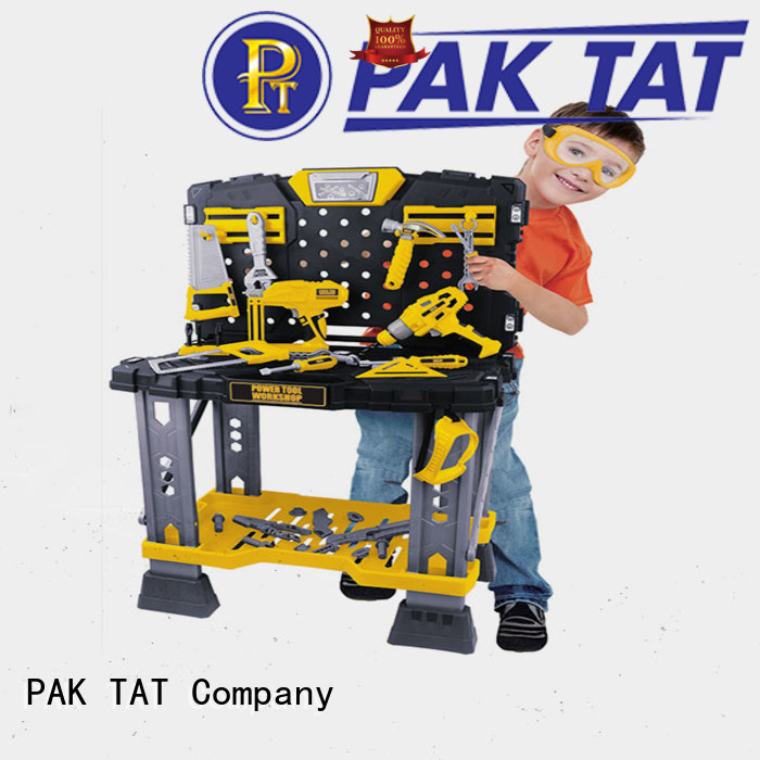 PAK TAT tools kids toys overseas market for kid