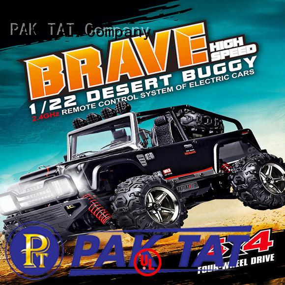 PAK TAT scale rc drift car overseas market toy
