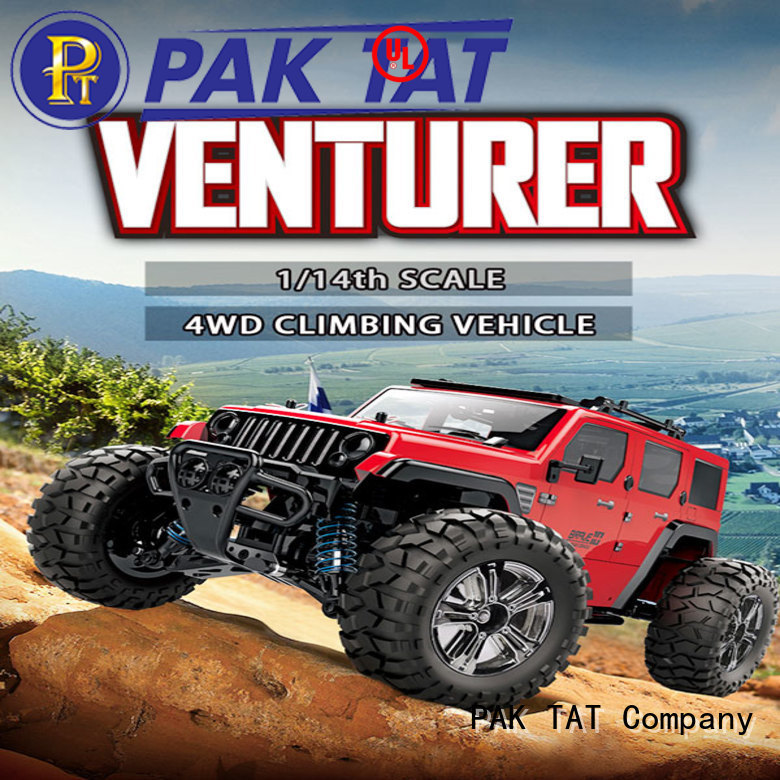 PAK TAT scale rc drift car overseas market off road
